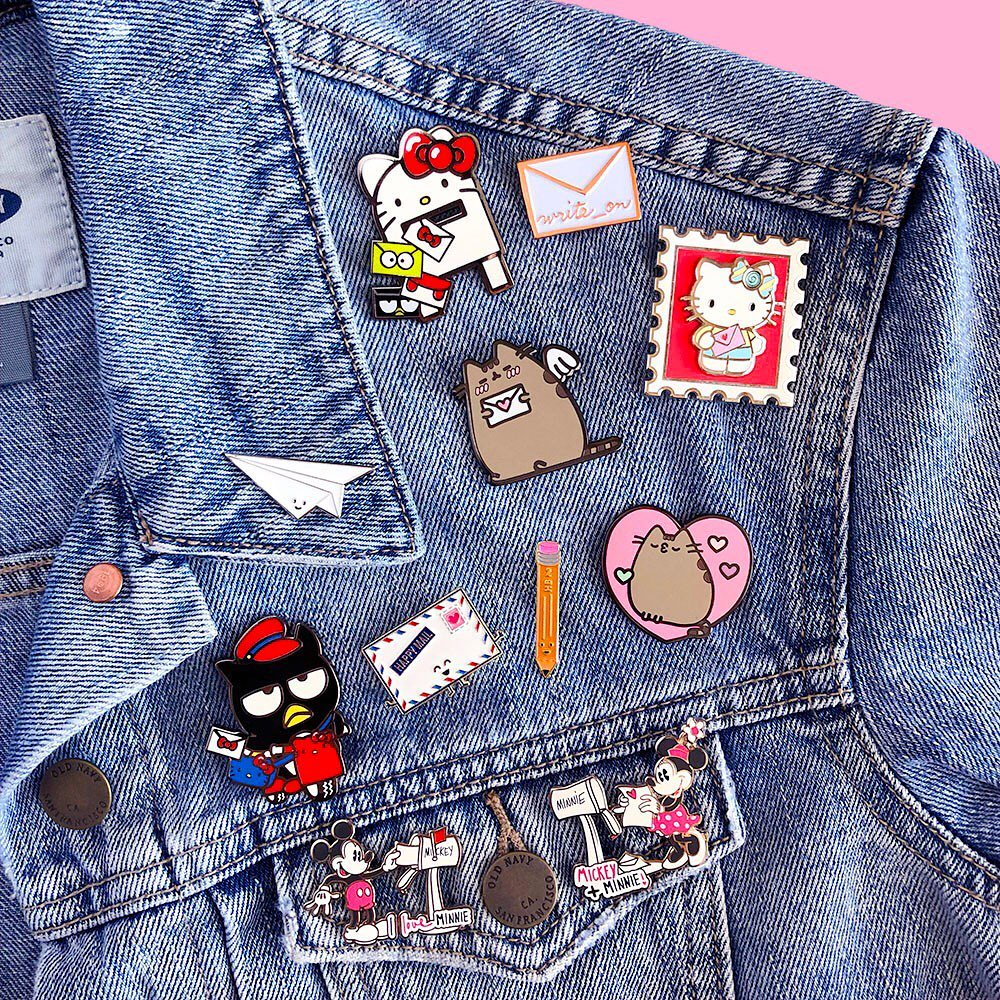 Cat Lover Aesthetic - Pins