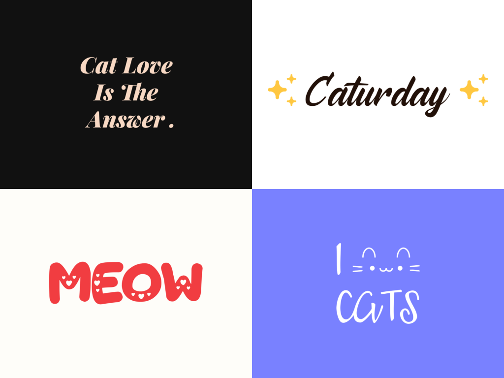 Cat T-shirts October 2019 by I Like Cats Very Much